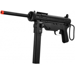 ICS Full Metal World War II M3 Grease Gun SMG Airsoft Submachine Gun