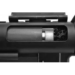 ICS Full Metal World War II M3 Grease Gun SMG Airsoft Submachine Gun