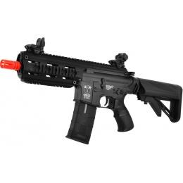 ICS CXP-16S Short Sportline M4 RIS CQB Airsoft AEG Rifle - BLACK