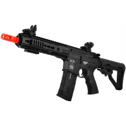 ICS CXP UK1 TransforM4 EBB KeyMod Airsoft M4 AEG Rifle Short - BLACK