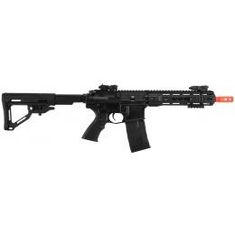 ICS CXP UK1 TransforM4 EBB KeyMod Airsoft M4 AEG Rifle Short - BLACK