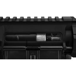ICS CXP UK1 TransforM4 EBB KeyMod Airsoft M4 AEG Rifle Long - BLACK