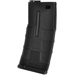 ICS M4 / M16 45rd Low Capacity TMAG Airsoft AEG Magazine - BLACK