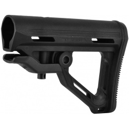 ICS M4 / M16 Retractable MTR Carbine Airsoft AEG Rifle Stock - BLACK