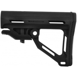 ICS M4 / M16 Retractable MTR Carbine Airsoft AEG Rifle Stock - BLACK