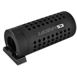 ICS QD M4 / M16 Stubby Mock Suppressor Short Version - BLACK