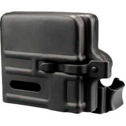 ICS M4 / M16 Airsoft Double Ready Magazine System Dual Holder Clamp