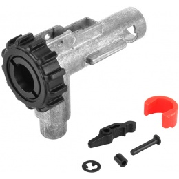 ICS M4 / M16 Full Metal One-Piece Hop-Up Chamber w/ Spacer and Nub