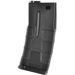 ICS M4 / M16 180rd Mid-Capacity TMAG Airsoft AEG Magazine - BLACK