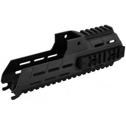 ICS Airsoft G33 Series AEG Rifle RIS Handguard Conversion Kit - BLACK