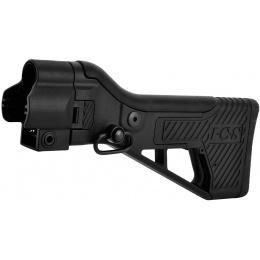 ICS MP88 MX5-P SFS Folding Stock w/ Cheek Riser and Sling Mount