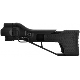 ICS MP88 MX5-P SFS Folding Stock w/ Cheek Riser and Sling Mount
