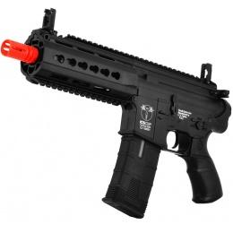 ICS CXP-15 KeyMod Airsoft AEG CQB Sportline Sub Machine Gun - BLACK