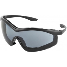 Guard Dogs Purebreds Extreme I Eye Protection Glasses - SMOKE