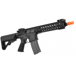 APEX R5 M10 Full Metal M4 AEG Ambidextrous Airsoft Carbine - BLACK