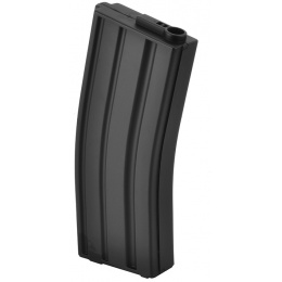 King Arms 5X 120rd M4 / M16 Mid-Cap Airsoft AEG Magazines - BLACK
