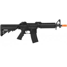 CYMA Full Metal M4 CM005 RAS II CQBR Airsoft AEG Rifle - BLACK