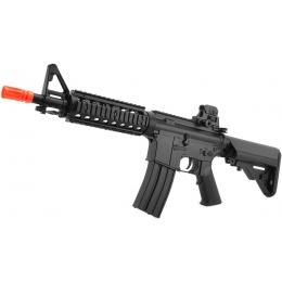 CYMA CM506 Polymer M4 CQB RIS Full Metal Gearbox Airsoft AEG Rifle