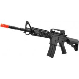 CYMA CM507 Polymer M4A1 RIS Full Metal Gearbox Airsoft AEG Rifle