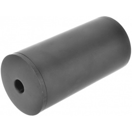 A&K Airsoft AEG Suppressor Flash Hider 14mm CCW - BLACK