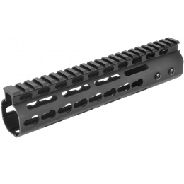 Golden Eagle Airsoft Free Float 9-inch KeyMod Handguard w/ Top Rail