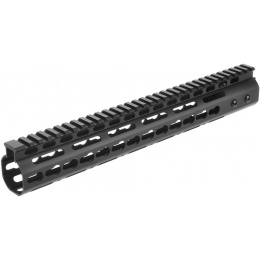 Golden Eagle Free Floating 13-inch KeyMod Handguard w/ Top Rail