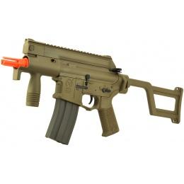 ARES Amoeba M4 CCC AM-002 Airsoft AEG Pistol w/ EFCS - TAN