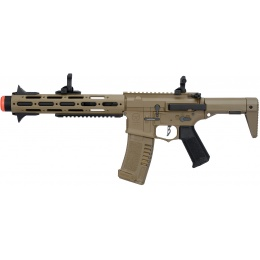 Elite Force ARES Amoeba AM-013 M4 PDW Airsoft AEG Rifle  - DARK EARTH