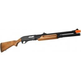 APS CAM870 Magnum CO2 Airsoft Pump Action Shotgun w/ Shell Catcher