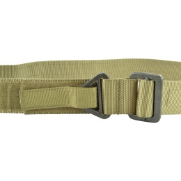 LBX Tactical Adjustable Duty Airsoft Uniform Belt - COYOTE TAN