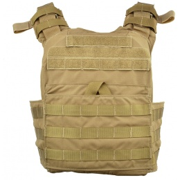 Condor Outdoor Cyclone Lightweight Tactical Vest MOLLE Vest (Tan)