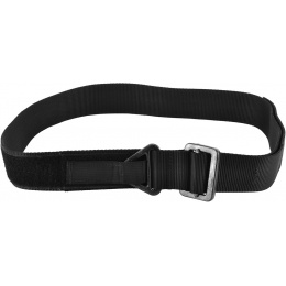LBX Tactical Adjustable Duty Airsoft Uniform Belt - BLACK