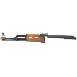 Golden Eagle AK-47 Faux Wood Front Barrel Assembly w/ Smooth Cover