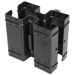 JG Airsoft Full Metal M5 Double Magazine Adjustable Clamp
