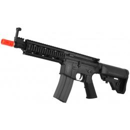 Elite Force M4 CQB RIS Competition Series Airsoft AEG Rifle - BLACK