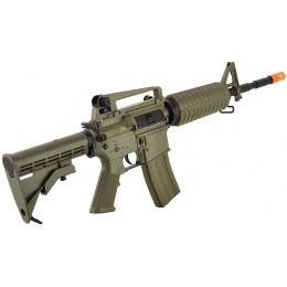 Lancer Tactical M4A1 LT-06B Carbine Airsoft AEG Rifle - Dark Earth