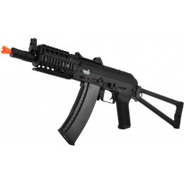 Lancer Tactical AK74U RIS Full Metal Gearbox Airsoft AEG Rifle