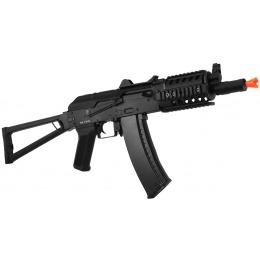 Lancer Tactical AK74U RIS Full Metal Gearbox Airsoft AEG Rifle