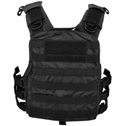 AMA Tactical Adaptive Vest Airsoft Plate Carrier - BLACK