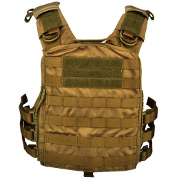 AMA Tactical Adaptive Vest Airsoft Plate Carrier - TAN