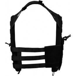 Lancer Tactical Airsoft JPC Tactical Vest w/ MOLLE Webbing - BLK