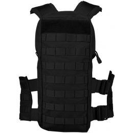 Lancer Tactical DZN Mag Harness Chest Rig w/ Hydration Carrier - BLACK