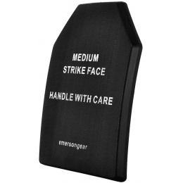 AMA Medium Strike Face Dummy Airsoft Replica SAPI Plate