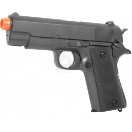 Cyber Monday Door Busters: CYMA Full Metal Heavyweight Compact M1911 Spring Airsoft Pistol