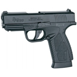 ASG BERSA BP9CC CO2 Non-Blowback Airsoft Pistol - BLACK