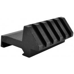 AIM Sports 45 Degree Offset 20mm Picatinny / Weaver Rail Mount