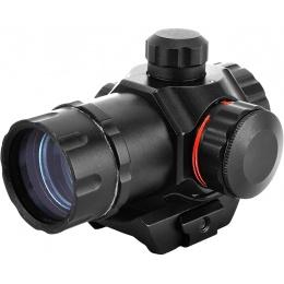 AIM Sports 1x30 Dual-Illuminated Red / Green Micro Dot Reflex Sight