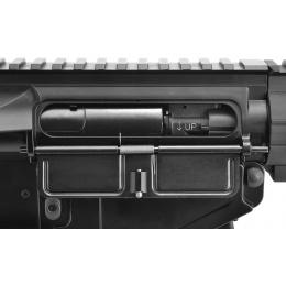 BOLT Knight's Armament BR47 SR-47 URX3.1 Electric Recoil AEG - BLACK