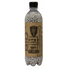 0.25G Elite Force Airsoft Precision Biodegradable BBs - 2700rd Bottle