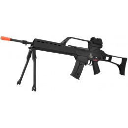 Elite Force H&K G36 Elite Airsoft AEG Rifle w/ Red Dot Sight and Scope